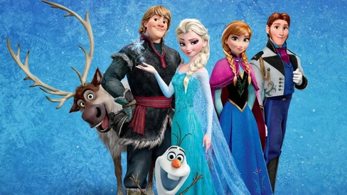 3 for 2 on Frozen Clothing
