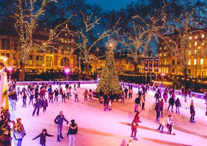 Cheap 3* or 4* London Stay with Breakfast & Christmas Ice Skating, Only £79!