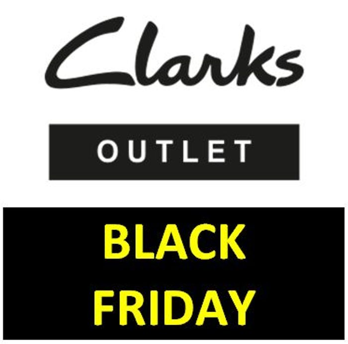Obediente Traición relajarse  Special Sale Offer at Clarks Outlet - Black Friday Clearance Deals - Live  Now | LatestDeals.co.uk
