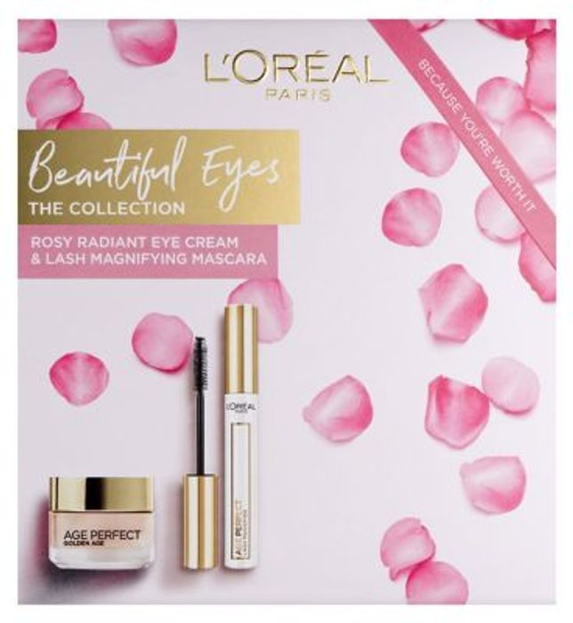 QUICK! LOreal Paris Age Perfect Golden Age Gift Set for Her ONLY £5!