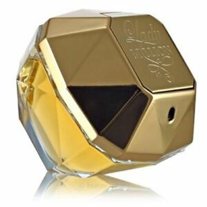 Paco Rabanne Lady Million Eau De Parfum 50ml Spray Authentic Brand New