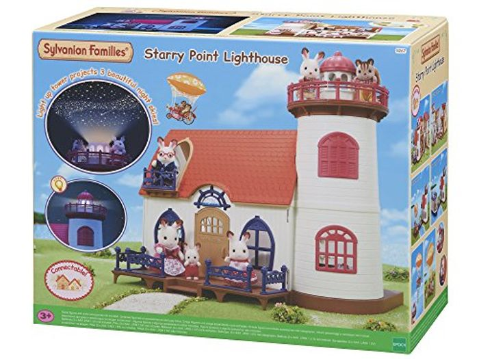 Sylvanian Family Starry Point Lighthouse - Better Than HALF PRICE!