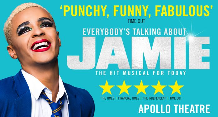 London Stay, Breakfast & Everybody's Talking about Jamie with 52% Discount!