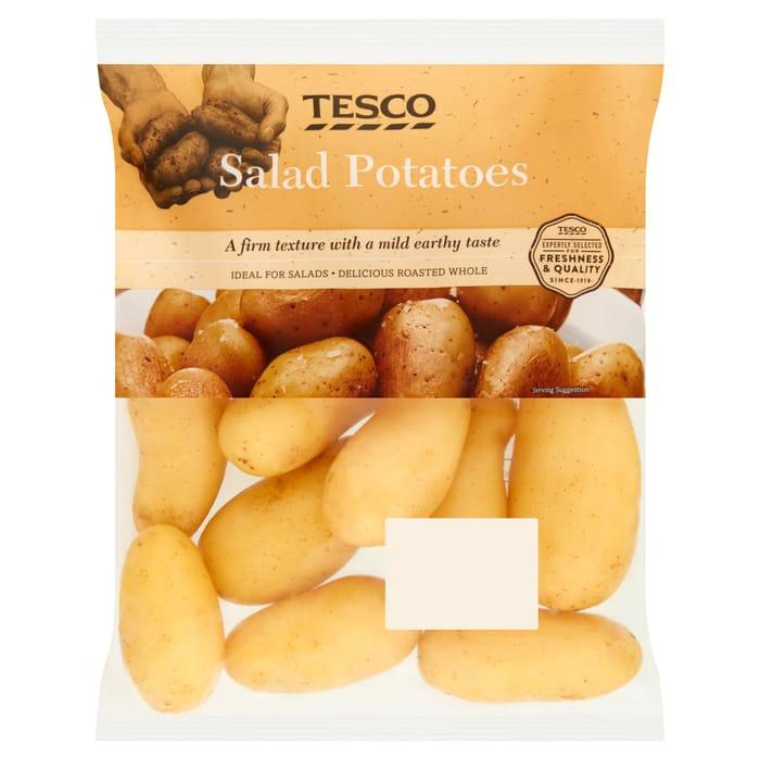 Tesco Salad Potatoes 1Kg