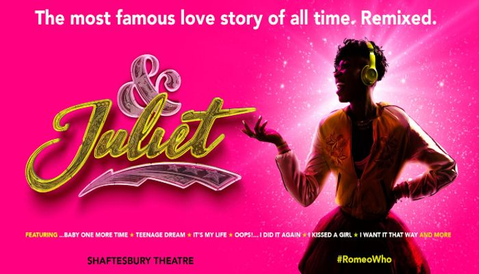 Special Offer - 3* or 4* London Break & Breakfast with & Juliet the Musical