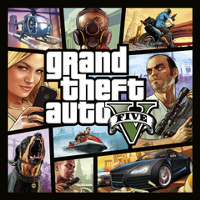 Grand Theft Auto v Premium Online Edition £7.99 PlayStation Store