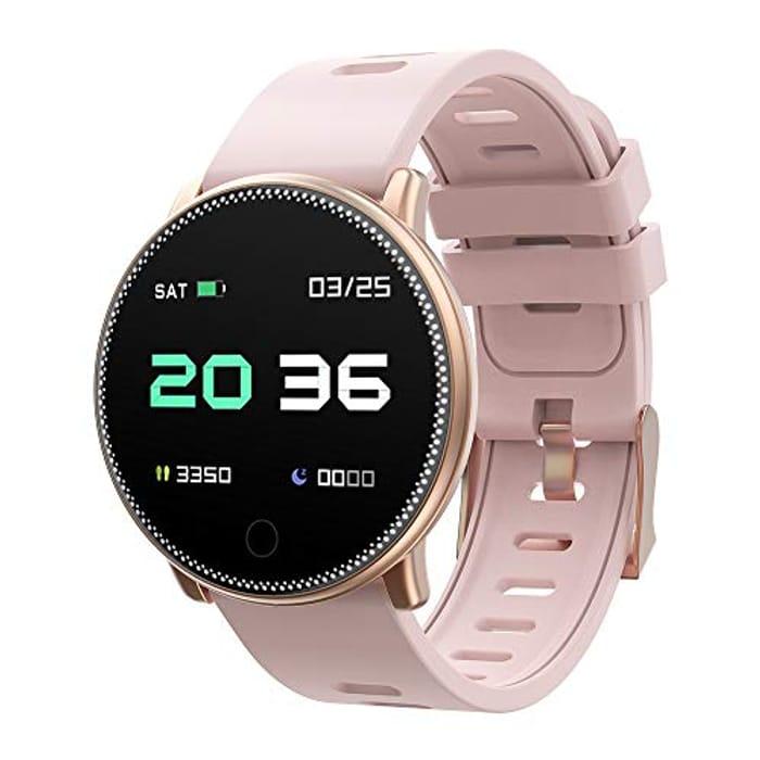 UMIDIGI Smart Watch, Uwatch2 Fitness Tracker Heart Rate Monitor Smart
