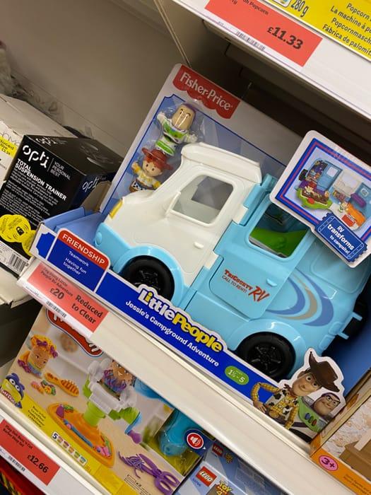 Toy Story 4 RV Truck