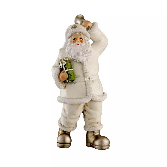 Aynsley China Santa's Arrival Ornament - save £3.75