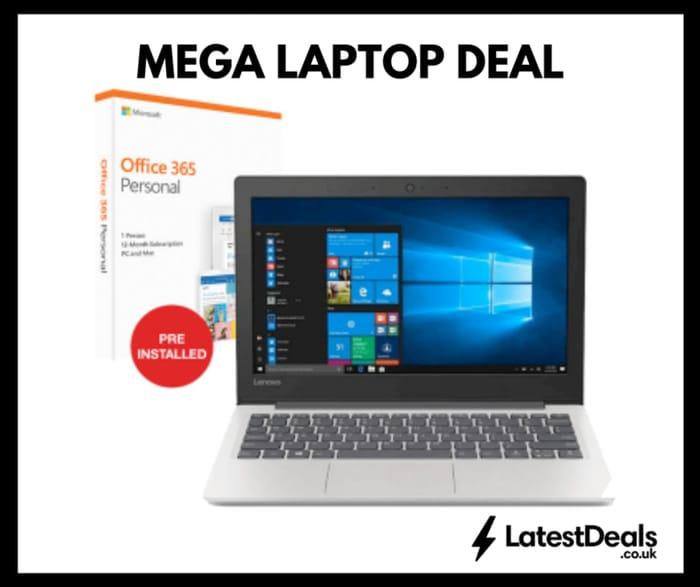 Mega Laptop Deal Lenovo Ideapad 11 6 Only 119 Delivered Save 77 At Ebay Latestdeals Co Uk