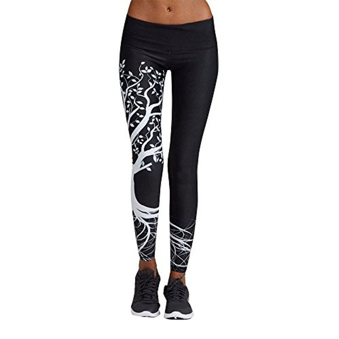 70% off OSYARD Women's High Waist Yoga Pants