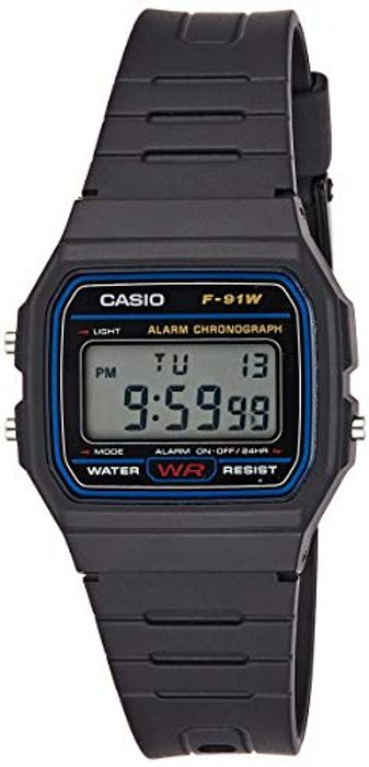 Casio Collection Unisex Adults Watch F-91W
