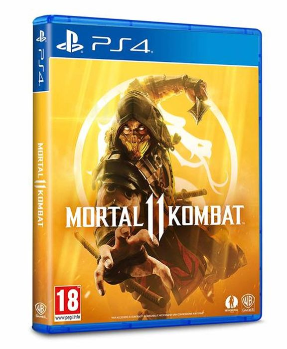 PS4 / Xbox One Mortal Kombat 11 £17.85 & £20.85 Delivered at Shopto