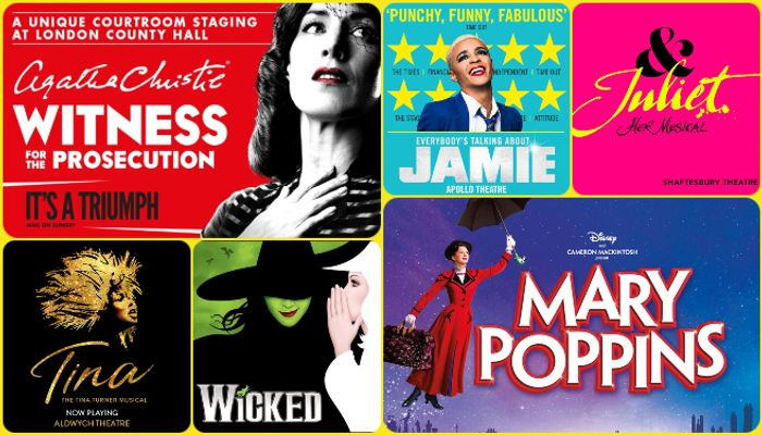 CHEAP! Choice of Top West End Theatre Shows & West End Dining