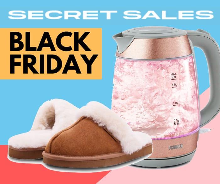SECRET SALES: Black Friday Bargains! (Must See)