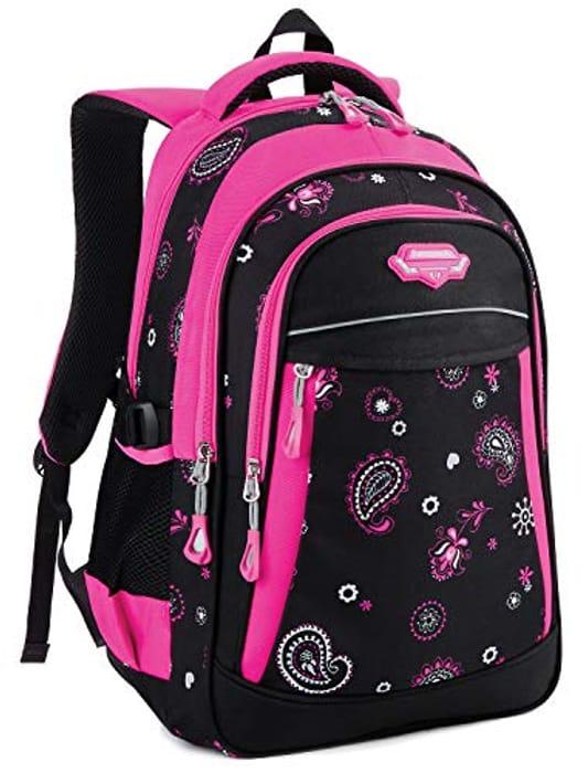 Girls Backpack 80% Off