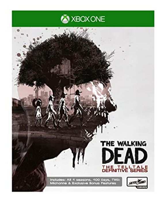 Xbox One the Walking Dead: The Telltale Definitive Series £19.99 at Amazon
