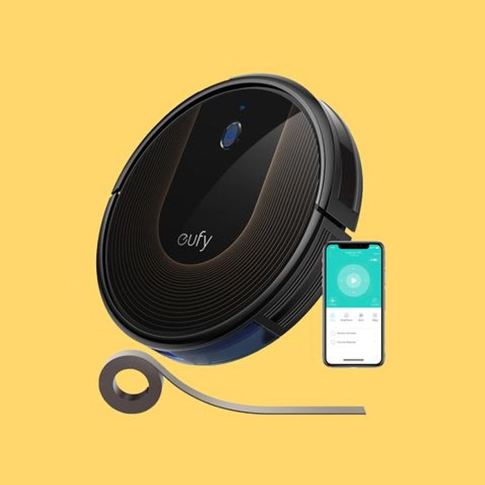 Get up to £72 off eufy RoboVac Vacuum Cleaner Today!