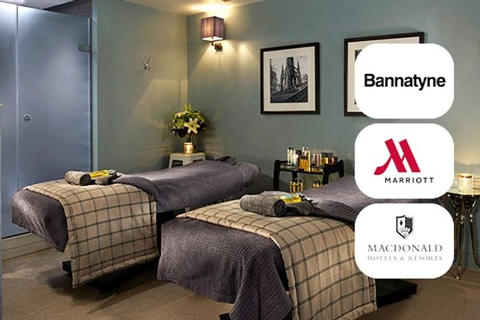 DEAL STACK - save 51% + Extra 26% on Spa Day for 2 + Treatment