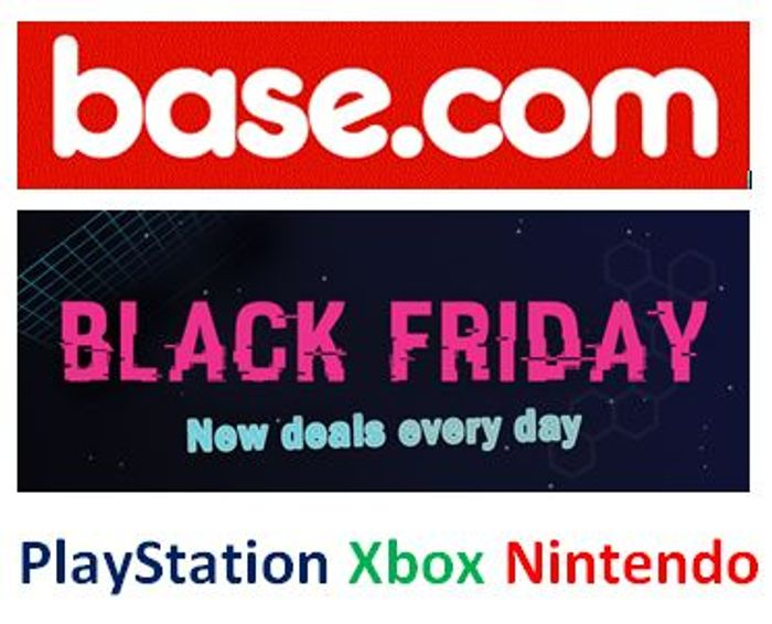 Gaming BLACK FRIDAY / CYBER MONDAY DEALS at BASE