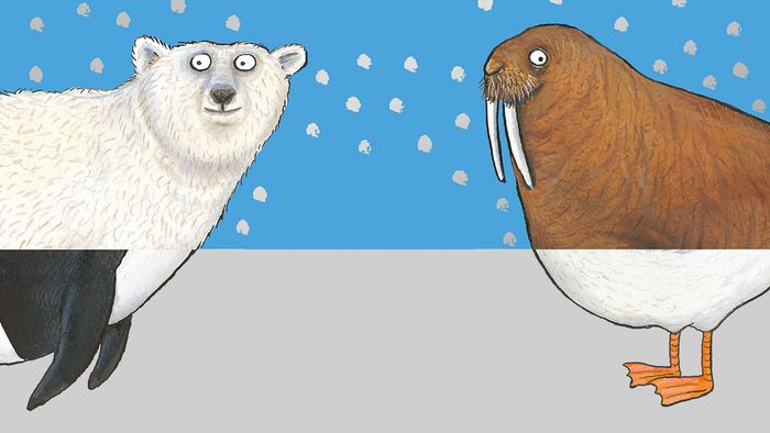 Win a Copy of Axel Scheffler's Fantastic Flip Flap Frozen