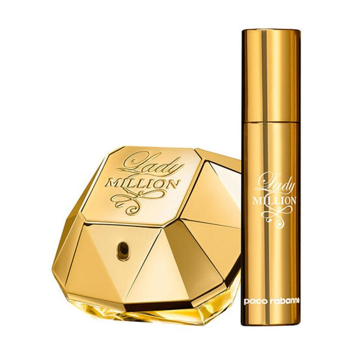 Paco Rabanne Ladies Gift Set