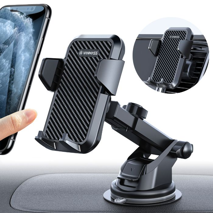 50% off Car Phone Holder 3 in 1 SmartTouch