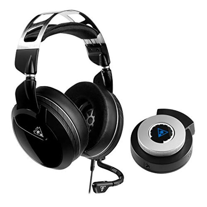 Best Ever Price! Turtle Beach Elite Pro 2 Gaming Headset plus SuperAmp