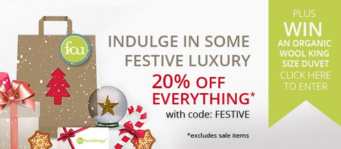 10% off Orders at Fou Furnishings