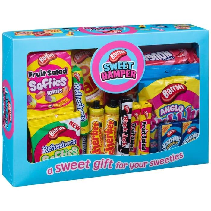 Barratt Retro Sweets Hamper.