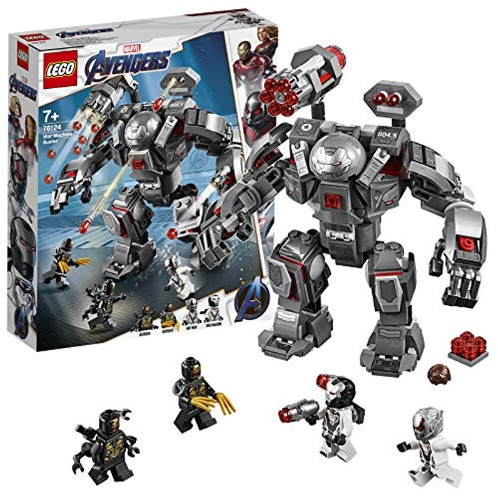 LEGO Marvel Avengers War Machine