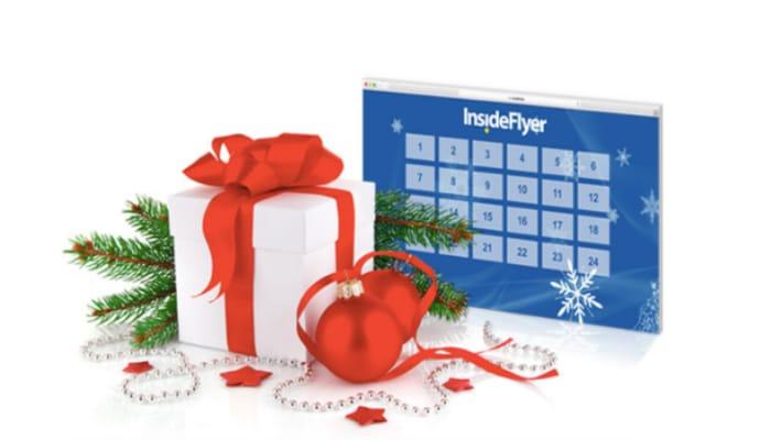 24 Days of Fantastic Prizes - InsideFlyer Advent Calendar 2019
