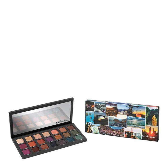 Urban Decay Born to Run Eyeshadow Palette - Save £15.80!