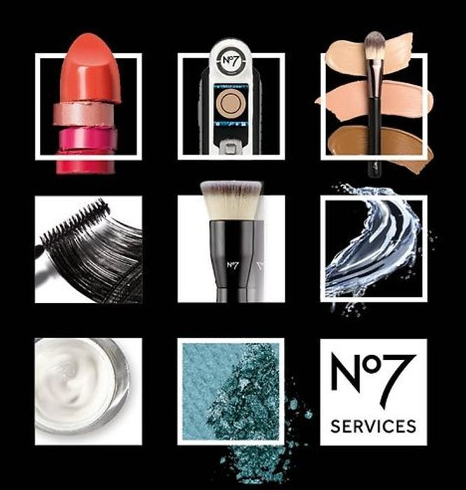 Free No7 Beauty Sessions at Boots