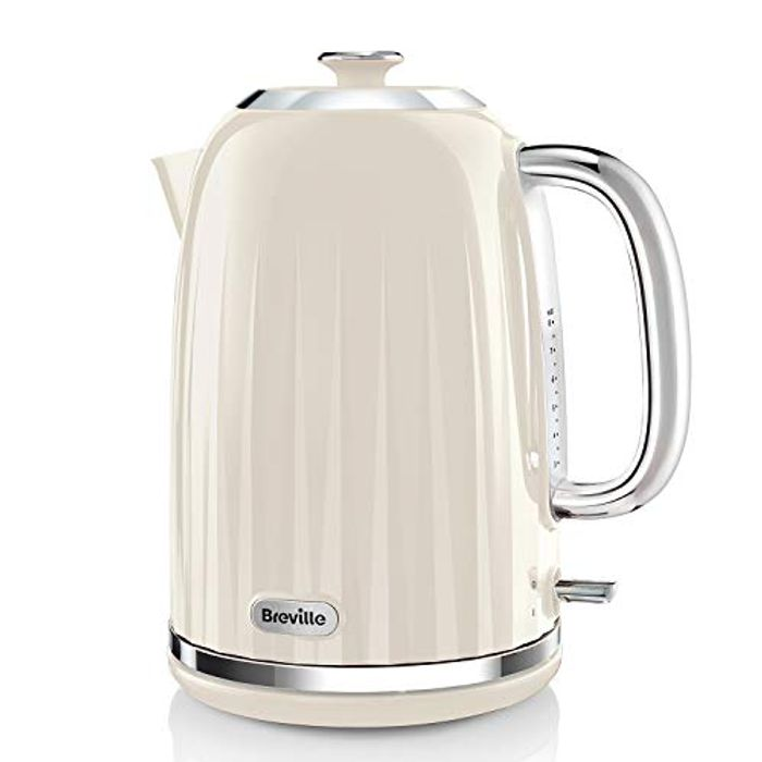 Breville Impressions Electric Kettle 1.7 Litre 3 KW Fast Boil with 43% Discount!