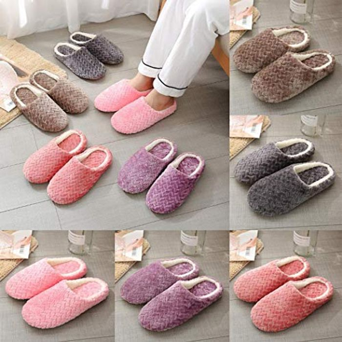 Save 80% on Soft & Comfy Slippers