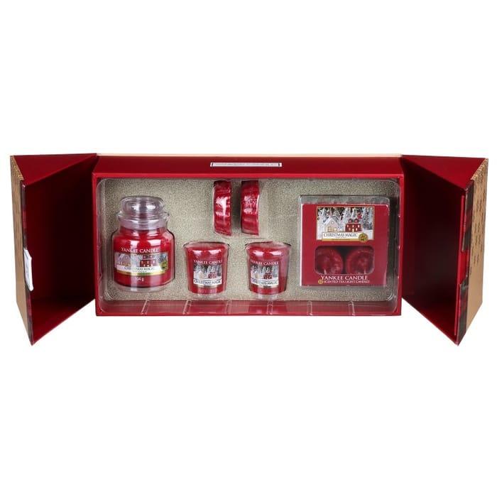 Yankee Candle Alpine Christmas Magic Fragrance Set
