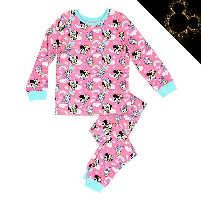 Disney Store Minnie Mouse & Daisy Duck Pyjamas Kids - HALF PRICE with Code!