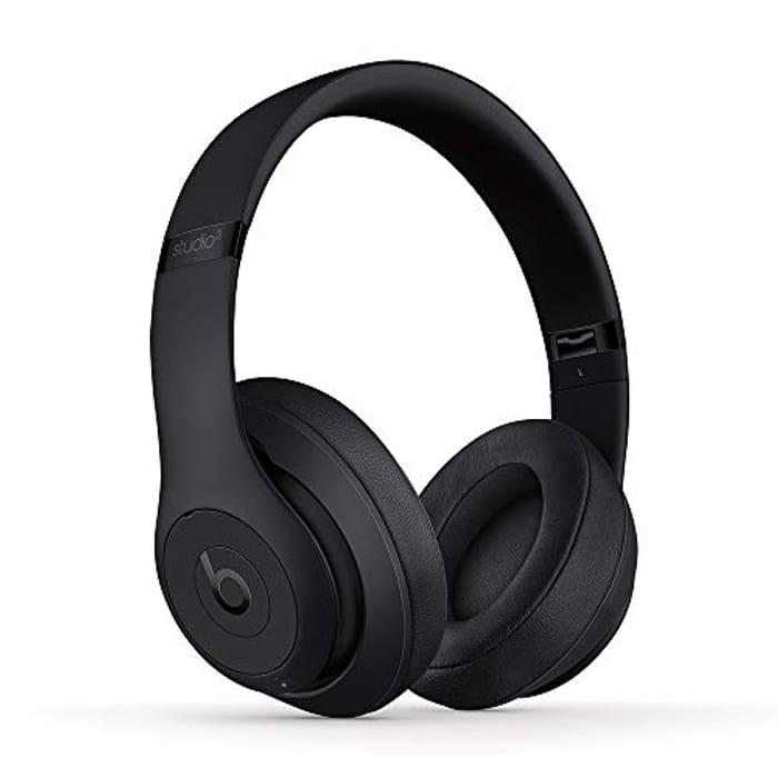 Beats Studio3 Wireless Over-Ear Noise Cancelling Headphones - Save £51!