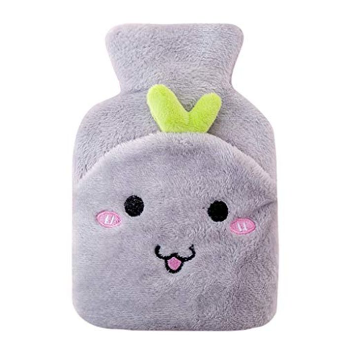 70% off Cute Hot Water Bottle Covers
