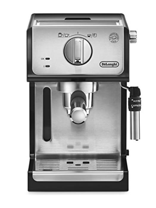 Best Ever Price! De'Longhi ECP35.31 Traditional Pump Espresso Machine - 52% Off!