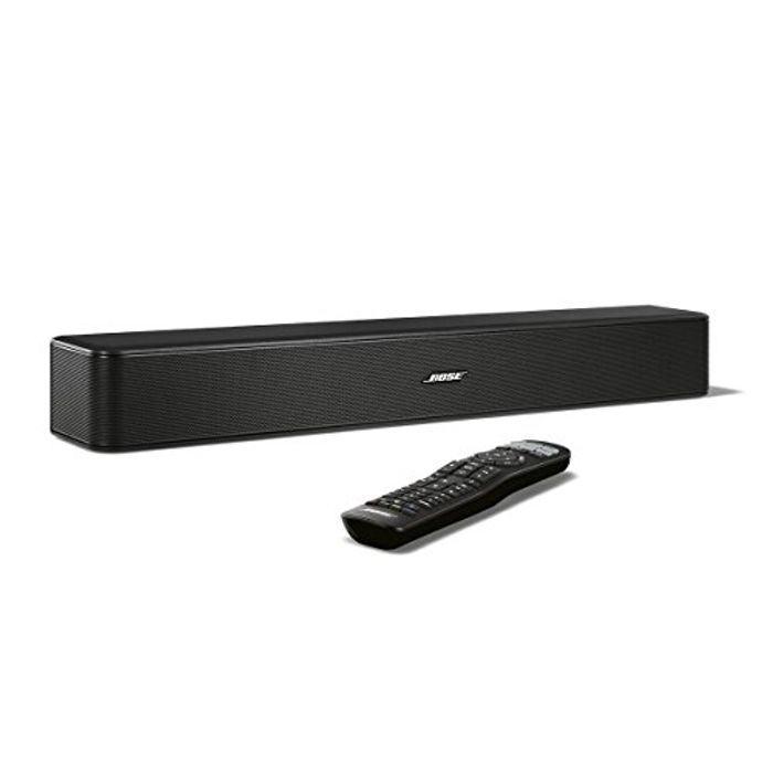 Best Ever Price! Bose Solo 5 TV Sound System - 37% Off!