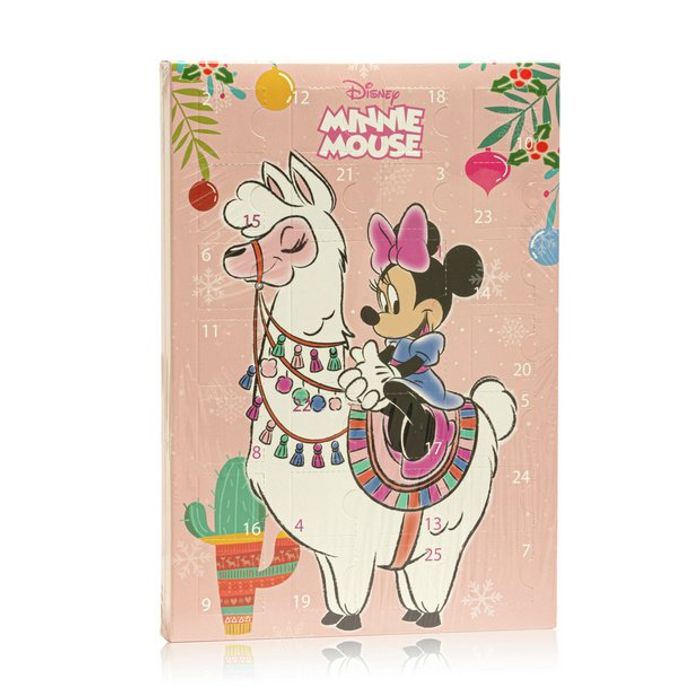 Disney Minnie Mouse Jewellery Advent Calendar (Buy 1 Get 1 Half Price)