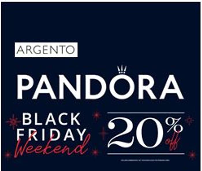20% off Pandora This Weekend