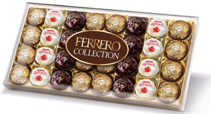 AMAZON'S CHOICE! Ferrero Collection Chocolate Gift Set (32 Pieces) *4.8 STARS*