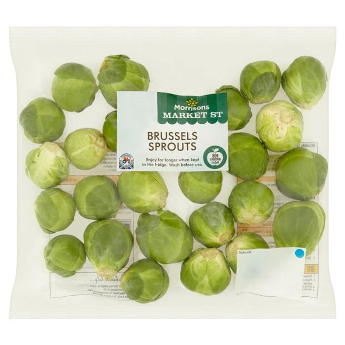 Morrisons Brussels Sprouts 500g