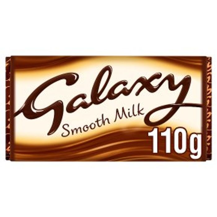 Galaxy Milk Chocolate Bar110g