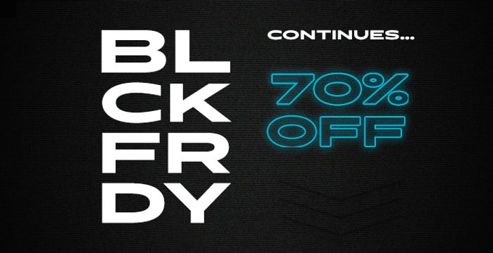 EXTRA Black Friday Items Added Today!