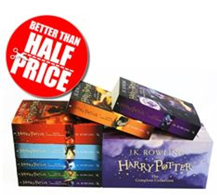 Harry Potter Boxed Collection