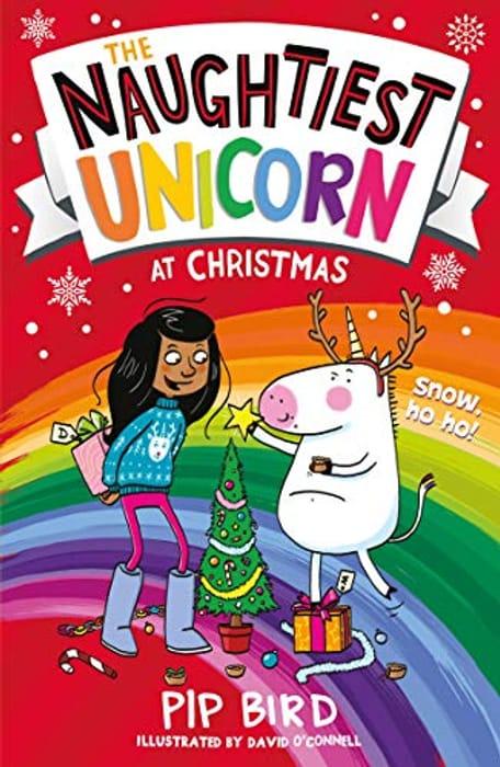The Naughtiest Unicorn at Christmas Paperback